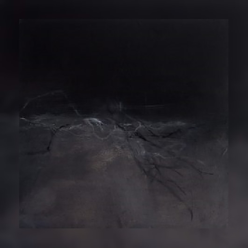 Jules Allan, Capture, 70cmx 70cm, oil on canvas